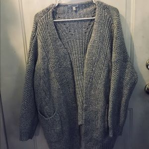 Sweaters - Knitted sweater/ cardigan